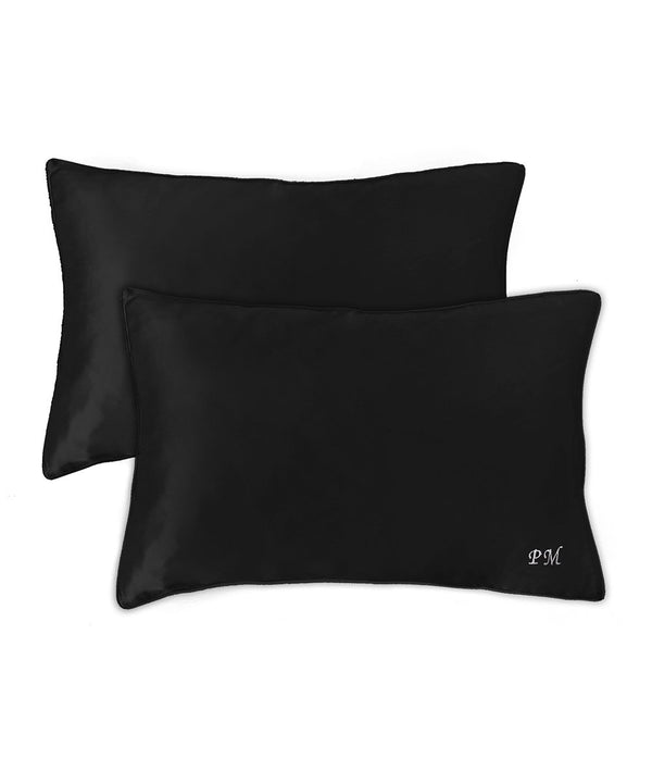 Personalized Queen Mulberry Silk Pillowcases