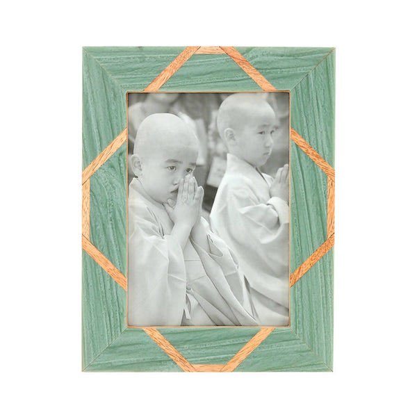 Green Resin Picture Frame