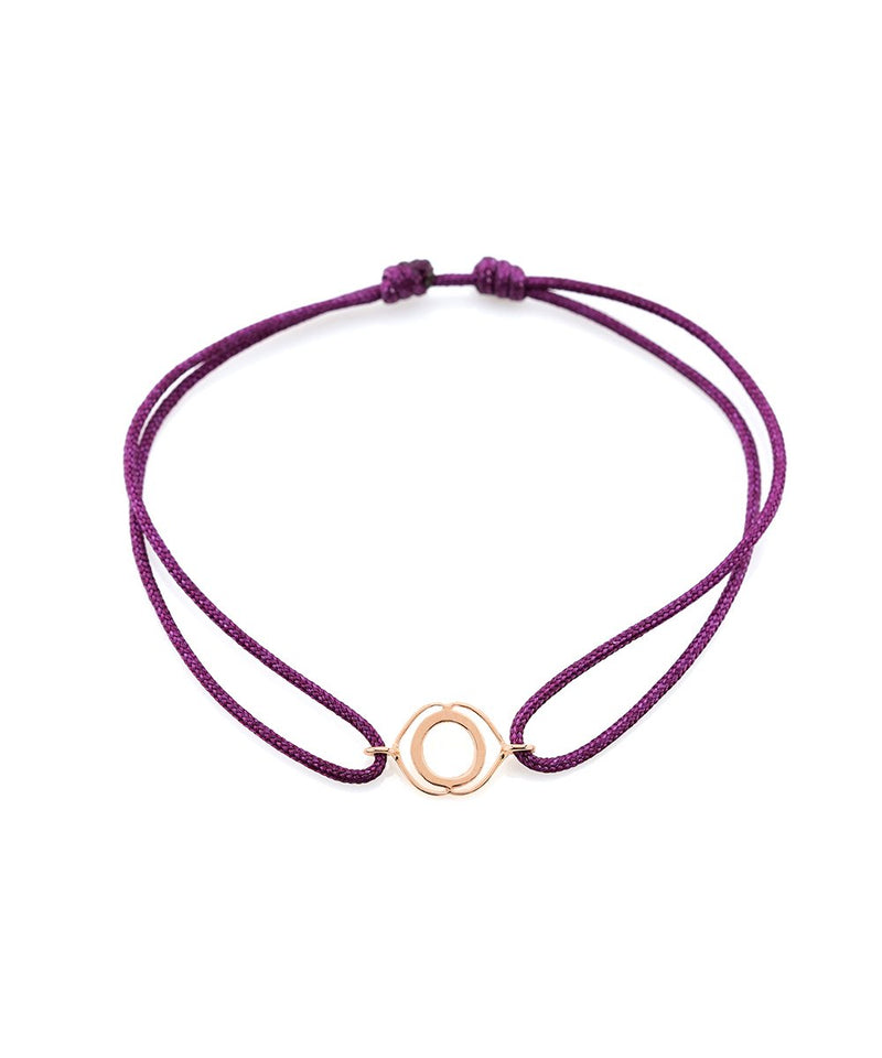Serenity Ajna Bracelet on Thread