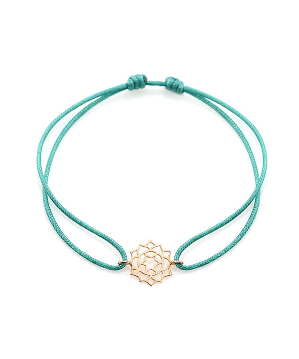 Love Anahata Bracelet on Thread