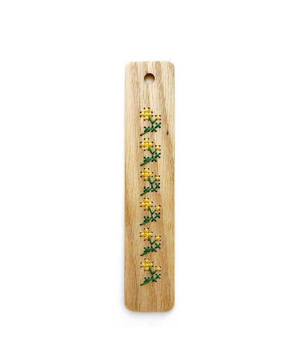 Bookmark Type 1 - Cross Stitching