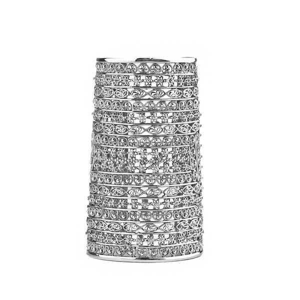 Goddess Diamond Cuff