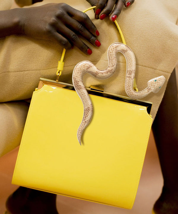Ms. Sin-sation Honey Serpent Bag Accessory