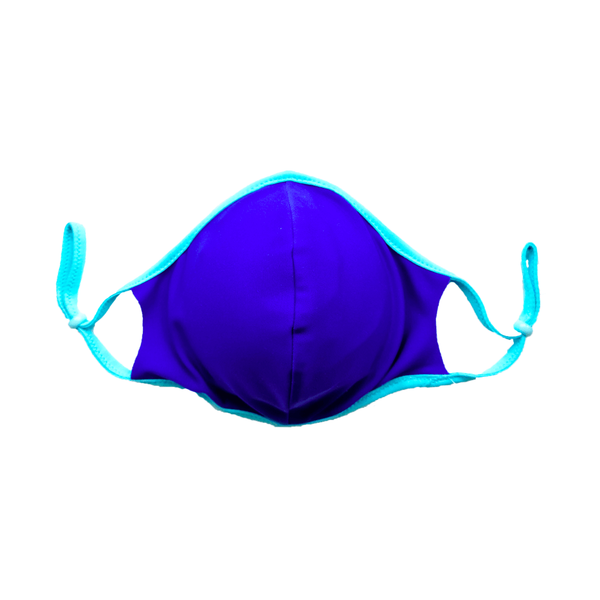 Blue Kids Mask
