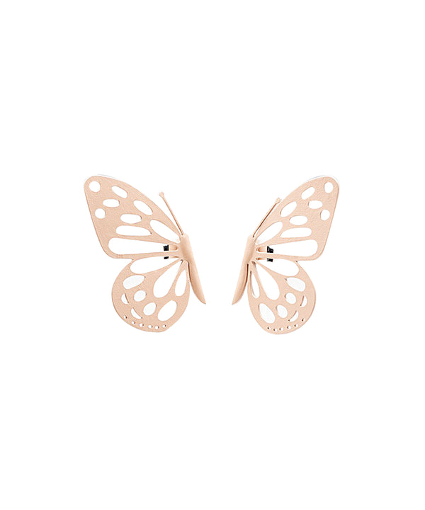 Ms. Grace Nude Butterfly Bag Accessory