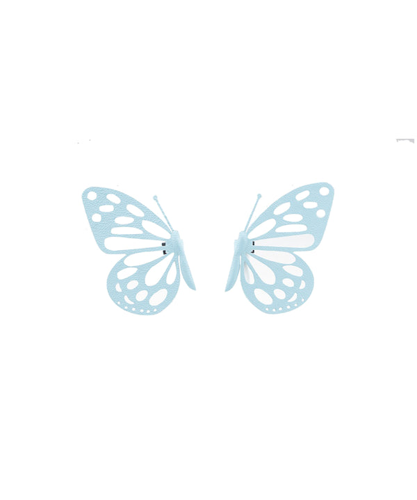 Ms. Grace Turquoise Butterfly Bag Accessory