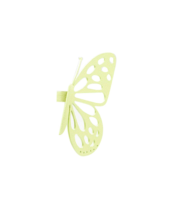 Ms. Grace Lime Green Butterfly Bag Accessory