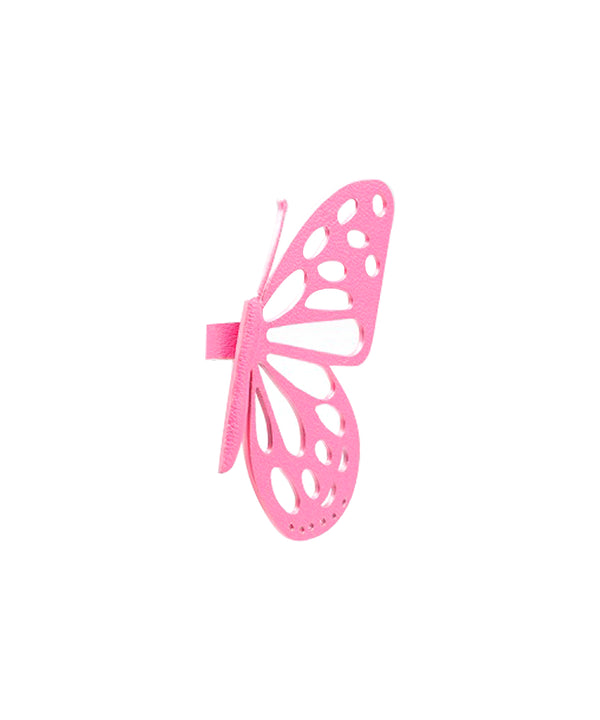 Ms. Grace Fuchsia Buttefly Bag Accessory