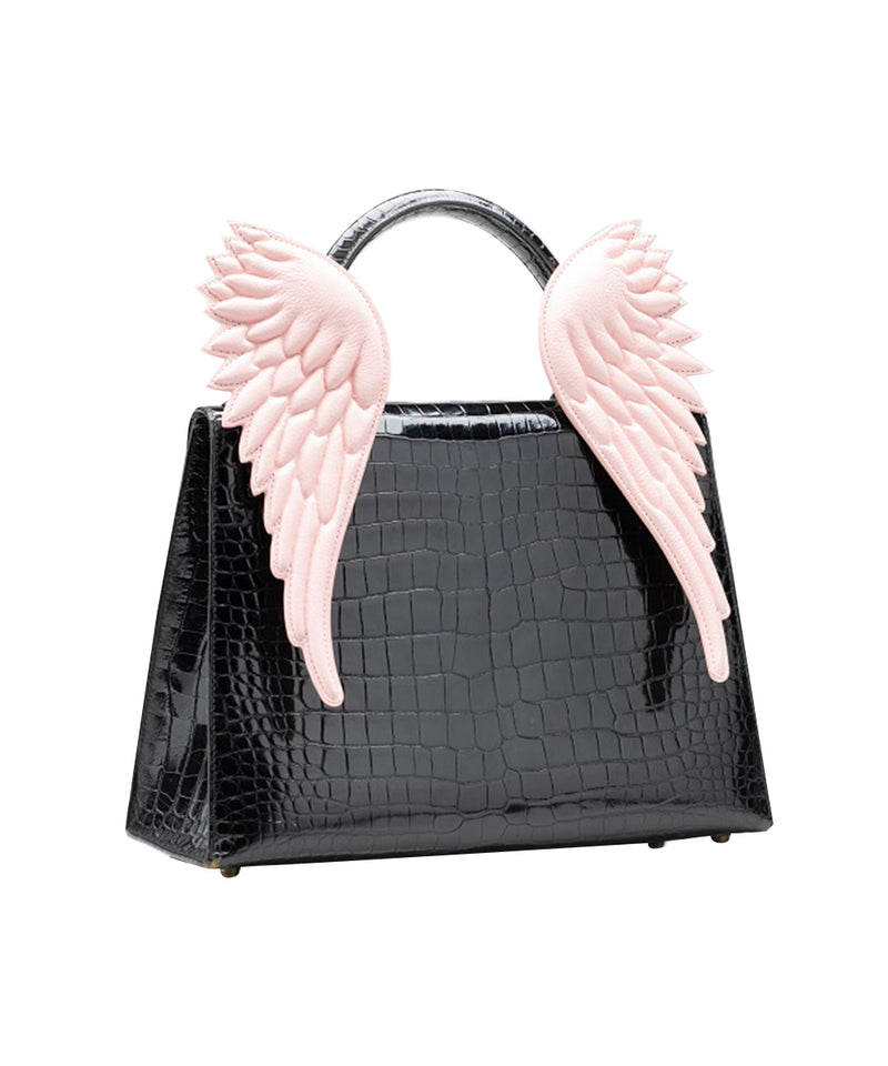 Ms. 101 Pink Wings Bag Accessory