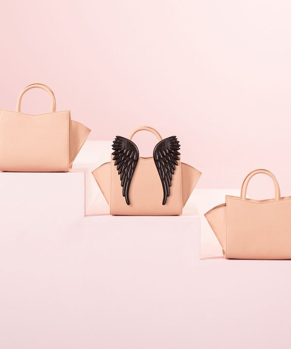Ms. 101 Black Wings Bag Accessory