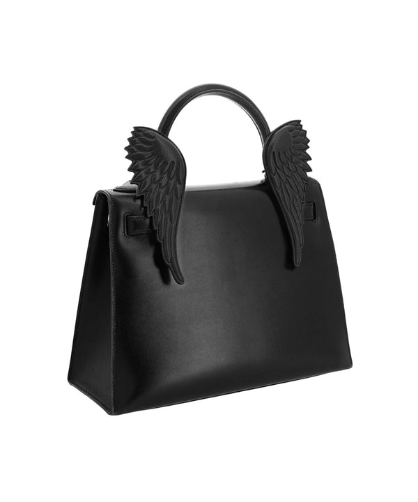 Ms. Mini 101 Black Wings Bag Accessory