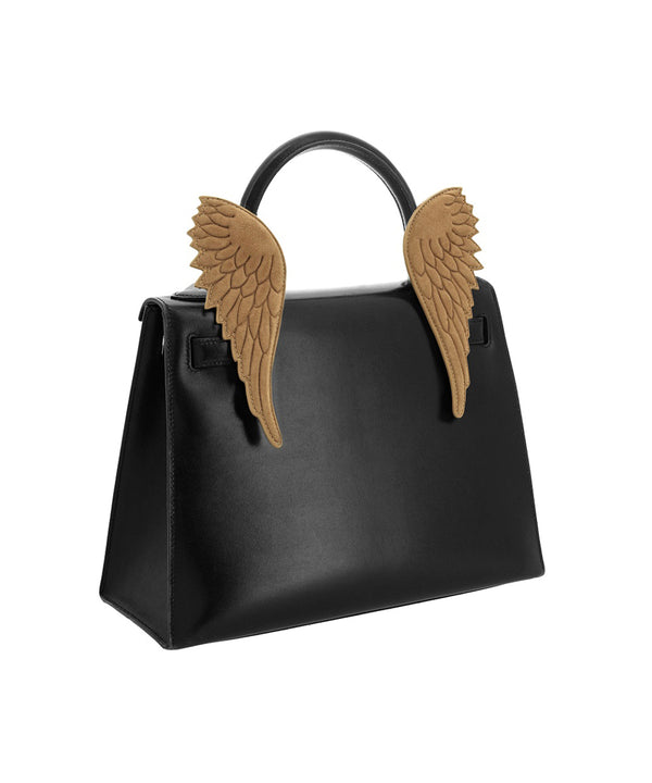 Ms. Mini 101 Camel Wings Bag Accessory