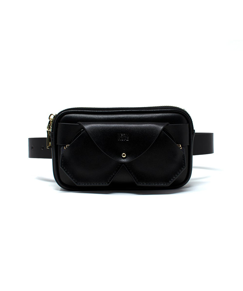 Bumbag with Case - Black