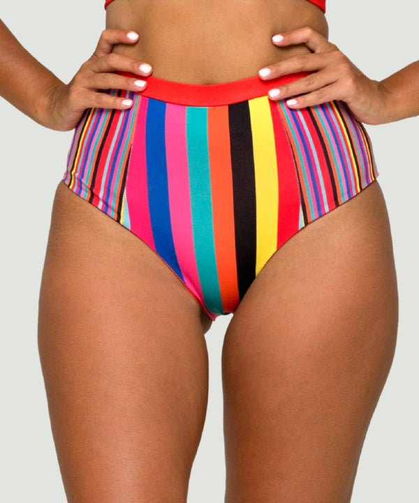Mambo High Waisted Bottom