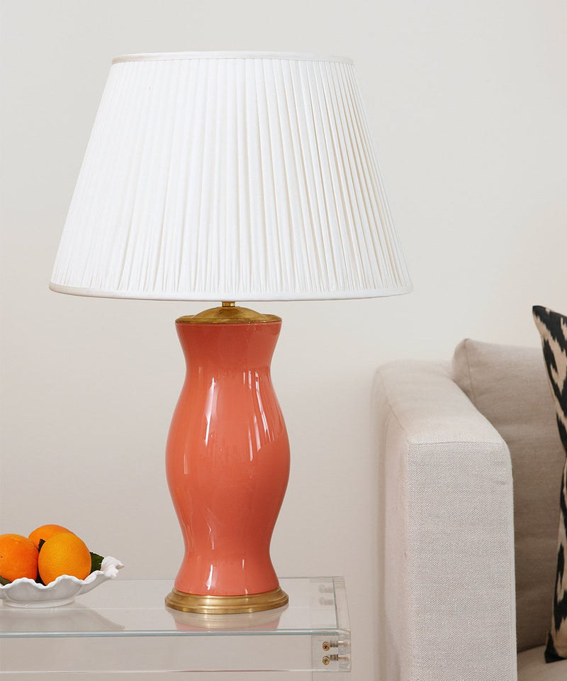 Coral Color Lamp