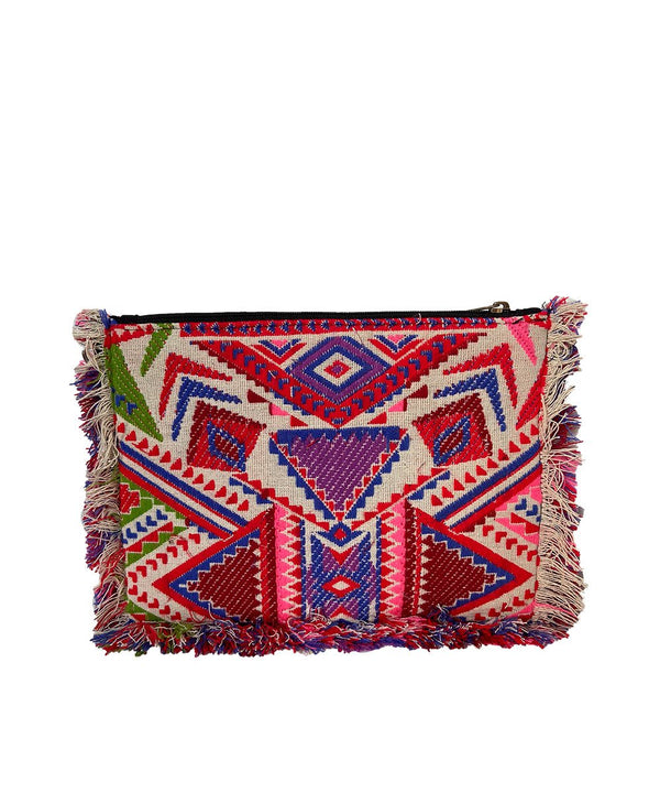 Aby Clutch Bag