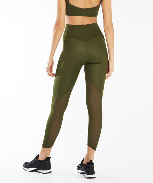 Glaze Chive Leggings