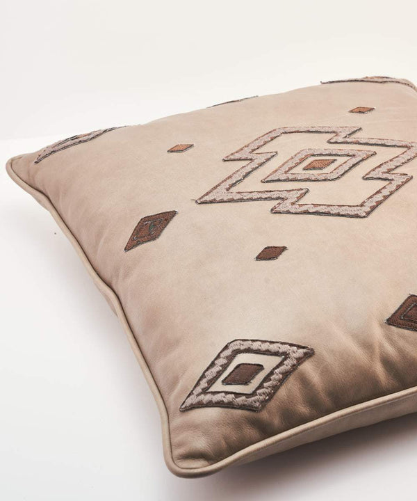 Andez Leather Cushion