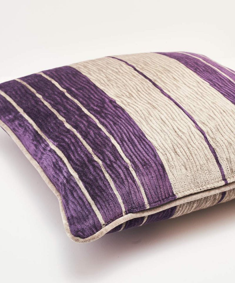 The Purple Rain Cushion