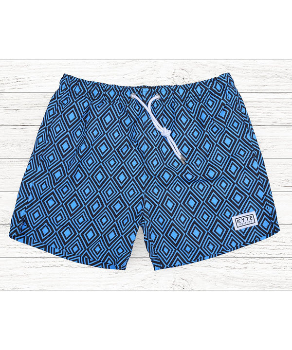 Puzzled Swim Short
