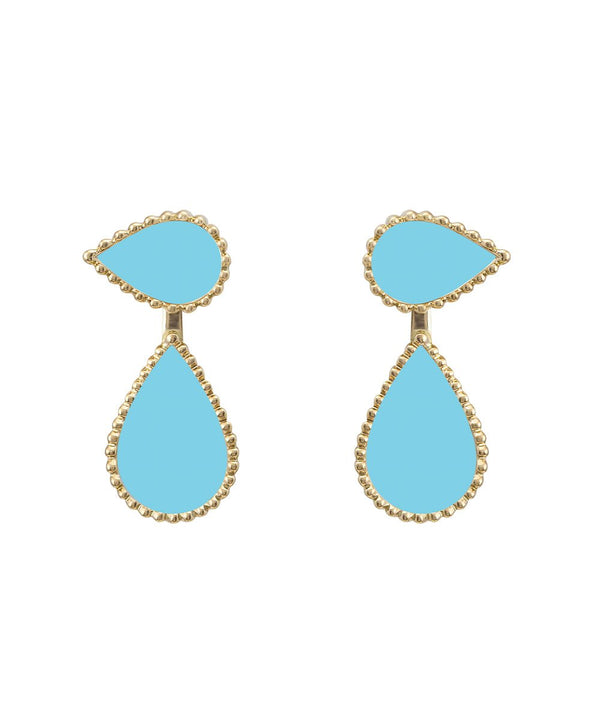 Hayma Turqouise Earrings