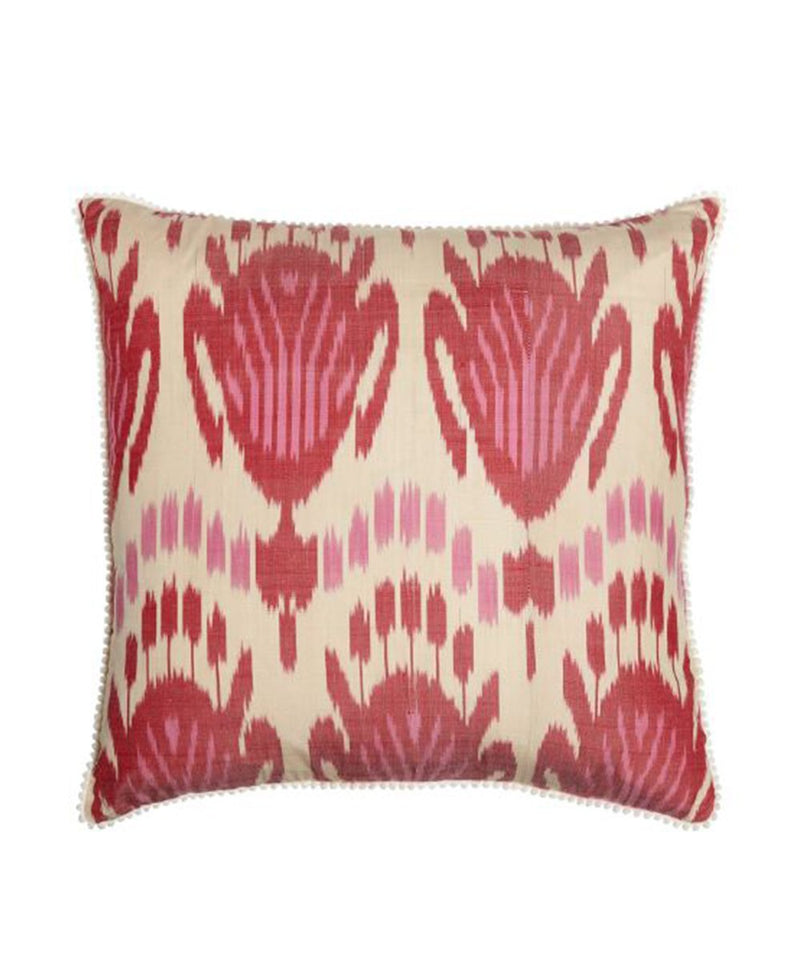 Pink Red Cushion Square Cushion