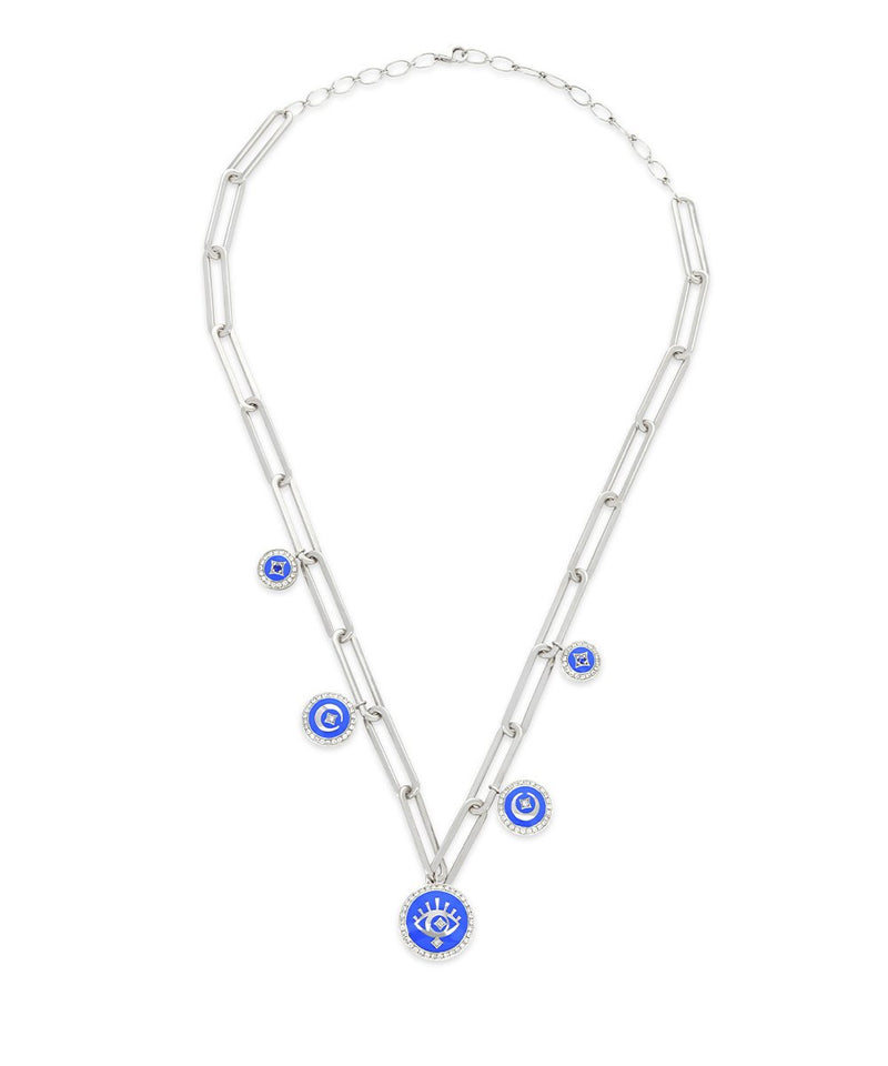 Moonlight White Gold Necklace