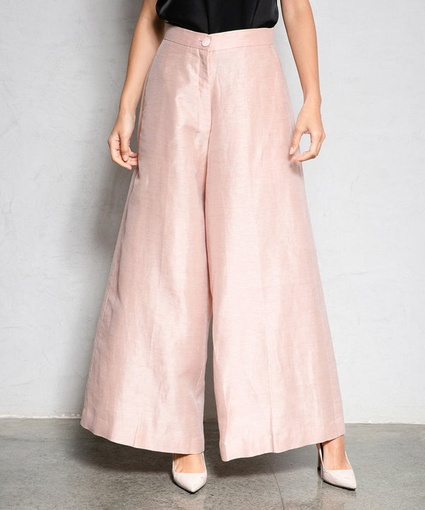 Organza Trousers Pink