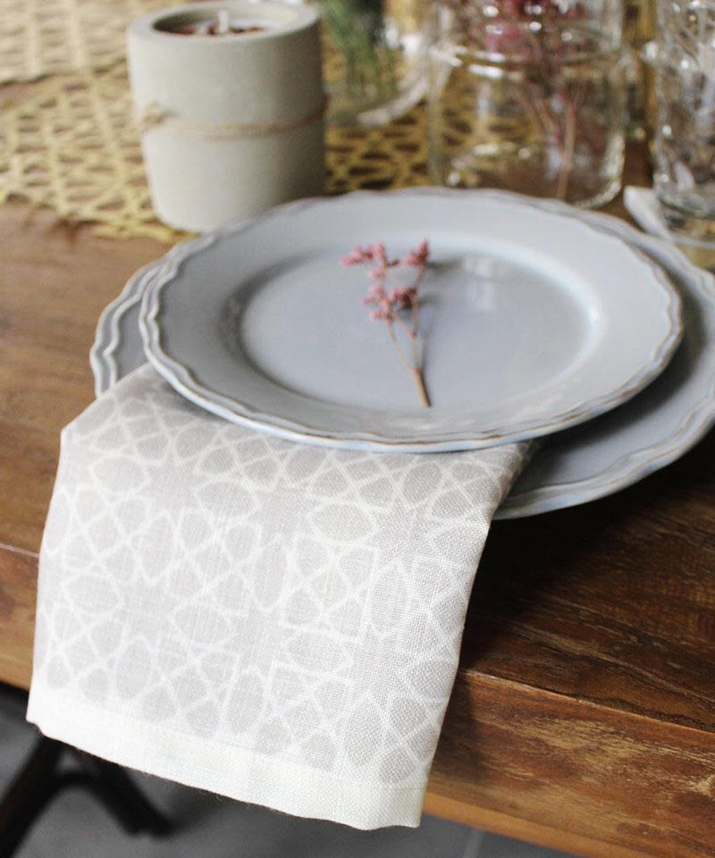 Linen Napkins - Set of 3 by stagers+