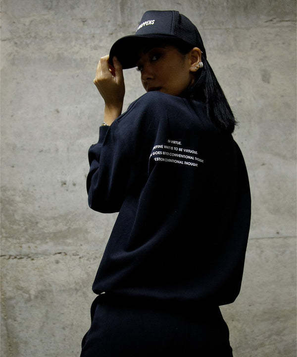 Black Set Sweatshirts and Sweatpants