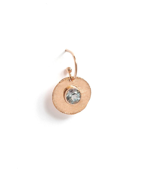 Topaz Stone Earrings