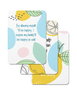 New Mama Affirmation Cards - Set of 20
