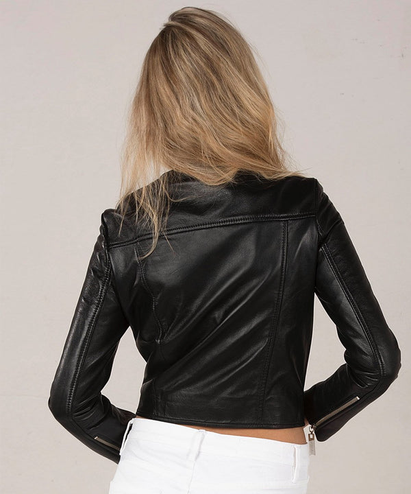 Rhianna Leather Jacket