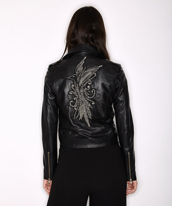 Sydney Leather Jacket