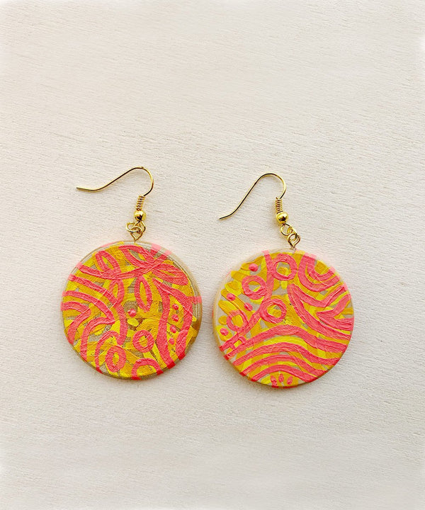 Sunset Hues Earrings