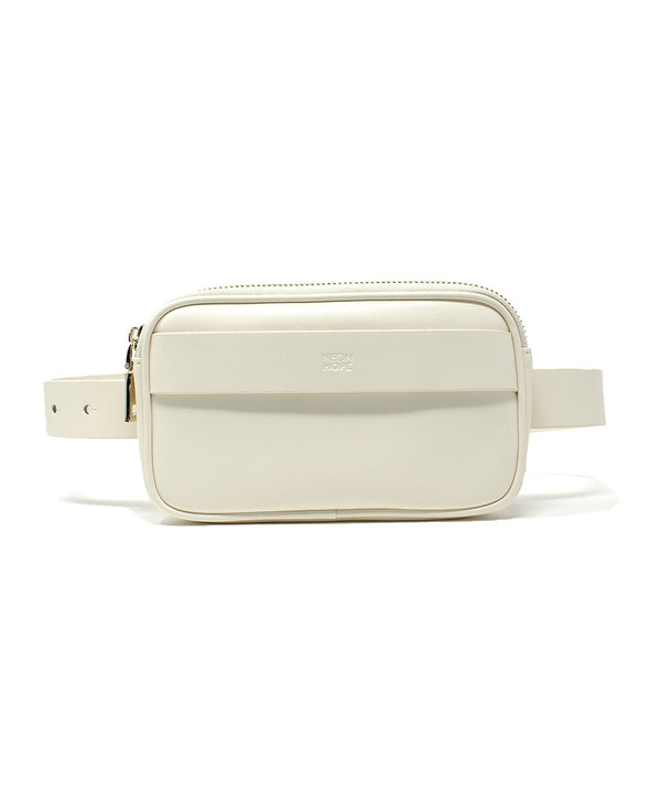 Bumbag with Case - White
