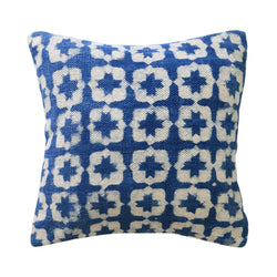 Square Tessellation Cushion Cover