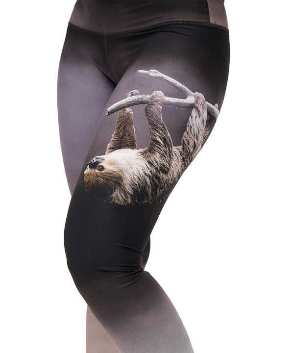 Sloth by YOGA FOR AIR