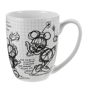 Caneca Minnie Mug Animation Disney Store