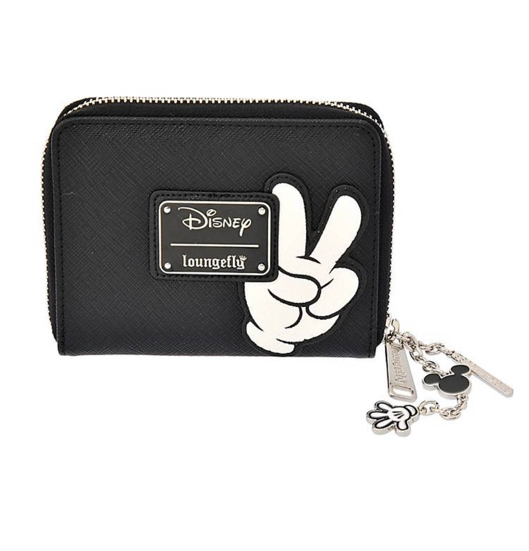 Carteira Loungefly DisneyStore Mickey