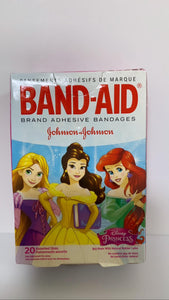 Band-Aid personagens