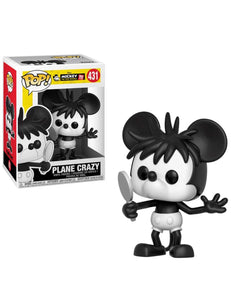 Funko pop Mickey Plane Crazy
