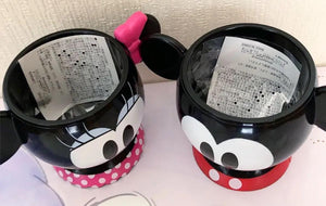Kit canequinhas Mickey e Minnie