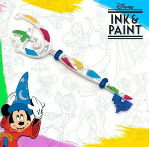 Disney Ink and Paint Key Limited Edition