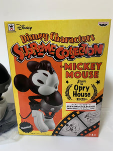 Boneco Mickey Spreme Collection Opry House 1929