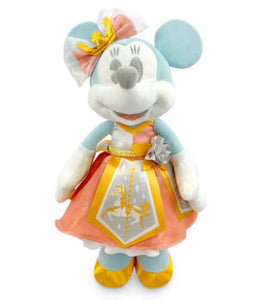 Pelúcia  Minnie Mouse The Main Attraction KING ARTHUR Carousel Plush I