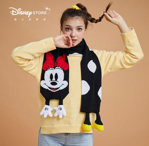 Cachecol Disney Store Minnie Mouse