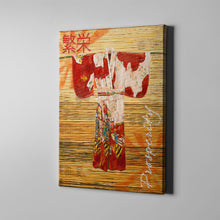 Load image into Gallery viewer, Red Kimono