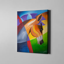 Load image into Gallery viewer, Orange Horse