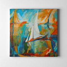 Load image into Gallery viewer, Orange Aqua Sail